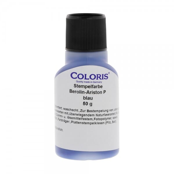 Coloris Berolin-Ariston P Stempelfarbe