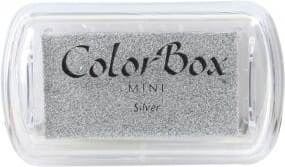 Clearsnap - Colorbox Mini Inkpad Metallics Silver