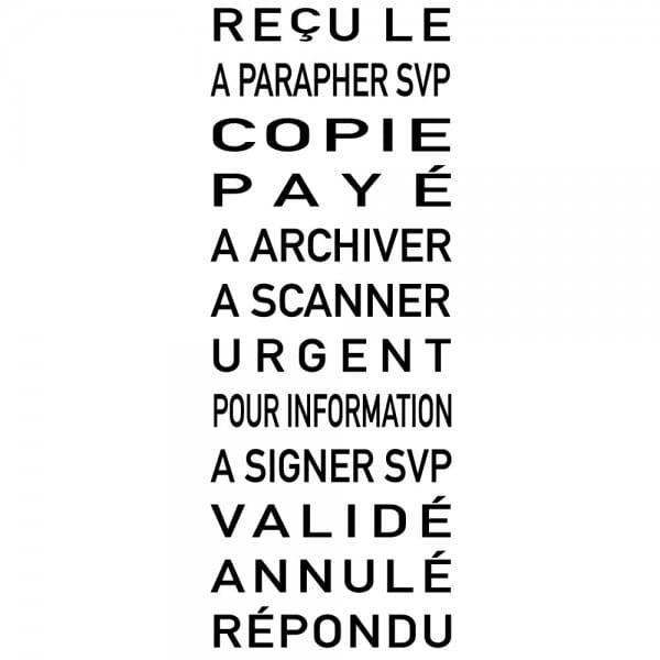 Trodat Printy 4822 Französisch