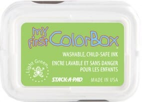 Clearsnap - MyFirst Colorbox Light Green