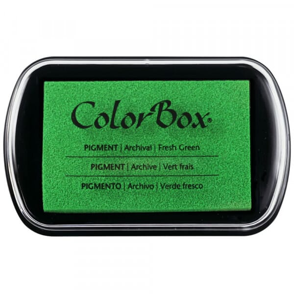 Clearsnap Colorbox - Freshgreen Stempelkissen