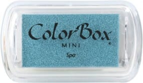 Clearsnap - Colorbox Mini Inkpad Spa