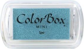 Clearsnap - Colorbox Mini Inkpad Spa