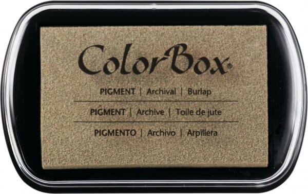 Clearsnap - Colorbox Full Size Burlap