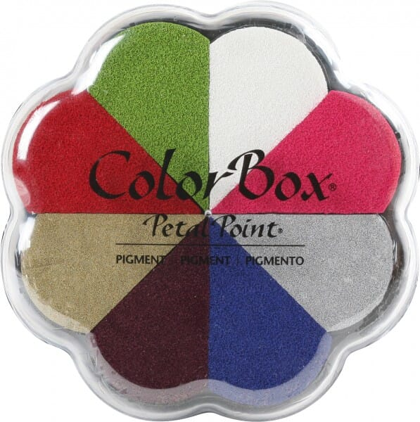 Clearsnap - Colorbox Petal Point Celebrate
