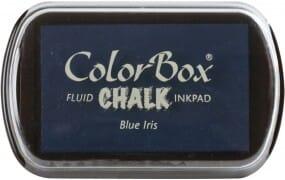 Clearsnap Colorbox - Chalk Iris Stempelkissen