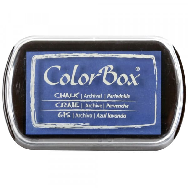 Clearsnap - Colorbox Chalk Ink Full Size Periwinkle