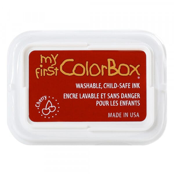 Clearsnap - MyFirst Colorbox Cherry