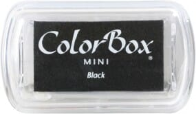 Clearsnap - Colorbox Mini Inkpad Black