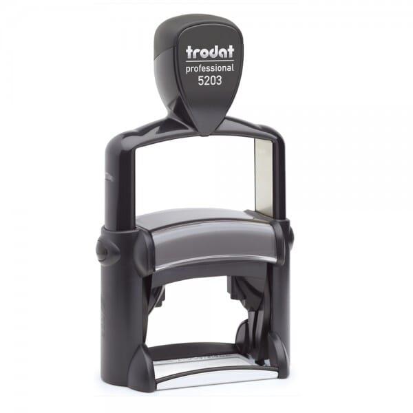Trodat Professional 5203 - Textstempel - 49 x 28 mm - 6 Zeilen