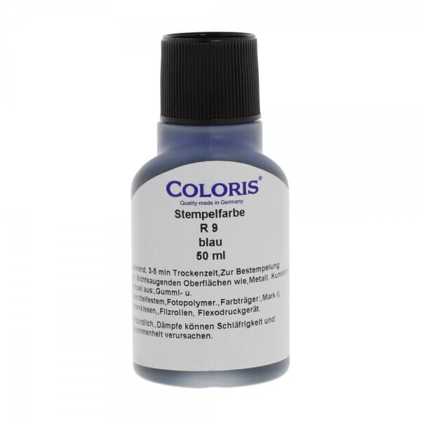 Coloris Stempelfarbe R 9 schnelltrocknend