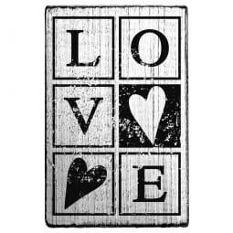 Vintage Stamp LOVE