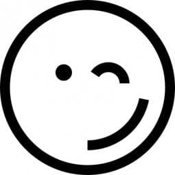 Perma Stempel Holzstempel - Smile 3013
