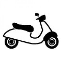 Stemplino Ministempel Roller