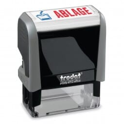 "Trodat Office Printy Textstempel ""Ablage"""