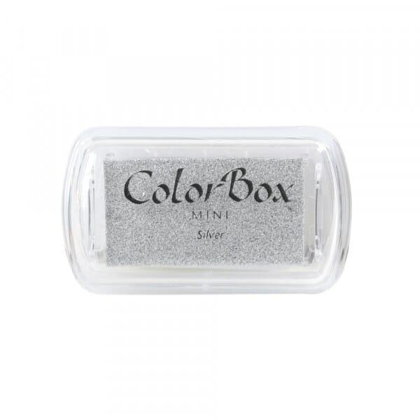 Clearsnap - Colorbox Mini Inkpad Metallics Silver