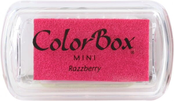 Clearsnap - Colorbox Mini Inkpad Razzberry