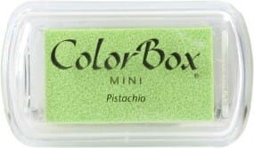 Clearsnap - Colorbox Mini Inkpad Pistachio