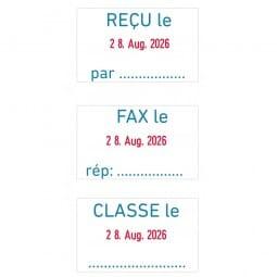 Trodat Professional Datumstempel 5430/L Französisch