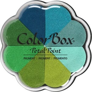 Clearsnap - Colorbox Petal Point Envy