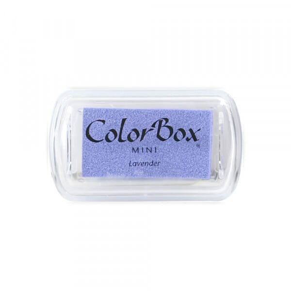 Clearsnap - Colorbox Mini Inkpad Lavender