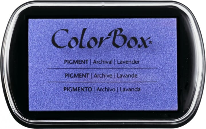 Clearsnap Colorbox - Lavender Stempelkissen