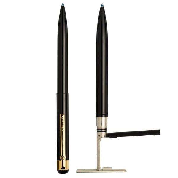 Goldring Style Kugelschreiberstempel Schwarz