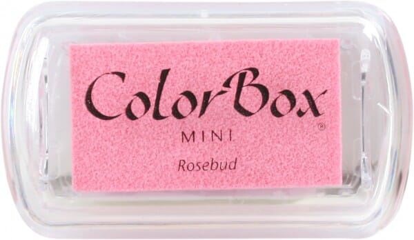 Clearsnap - Colorbox Mini Inkpad Rosebud