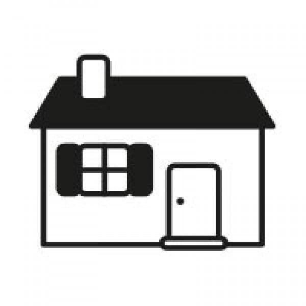 Stemplino Ministempel Haus