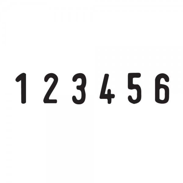 Trodat Professional Ziffernbänderstempel 5546