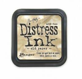 Ranger - Old Paper Distress Stempelkissen