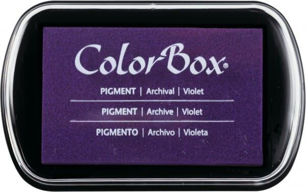 Clearsnap Colorbox - Violet Stempelkissen