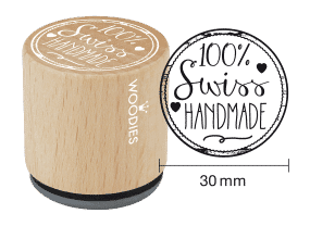 Woodies Stempel - 100% Swiss Handmade