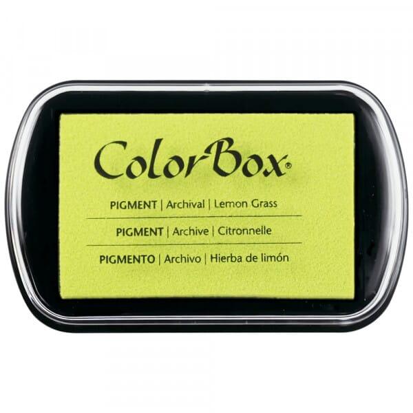 Clearsnap Colorbox - Lemon Grass Stempelkissen