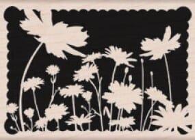 Hero Arts Holzstempel - Blumen (Design 2)