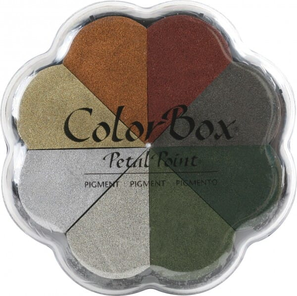 Clearsnap - Colorbox Petal Point Metallics  Alchemy