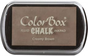 Clearsnap Colorbox - Chalk Cremy Brown Stempelkissen