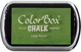 Clearsnap Colorbox - Chalk Lime Pastel Stempelkissen
