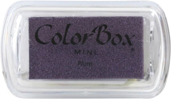 Clearsnap - Colorbox Mini Inkpad Plum