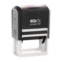Colop Printer 55 (60x40 mm 9 Zeilen)