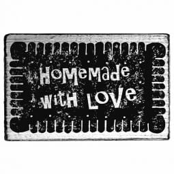 Vintage Stamp Homemade with love