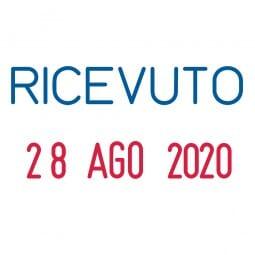 "Trodat Printy Datumstempel 4850/L1 ""RICEVUTO"""