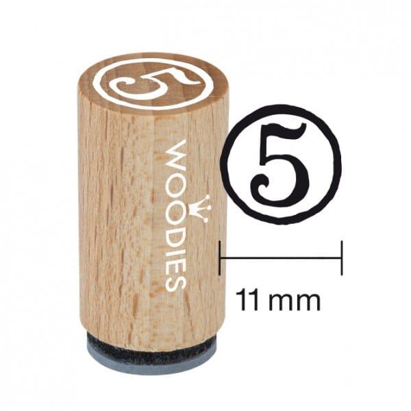 Mini Woodies Stempel - 5
