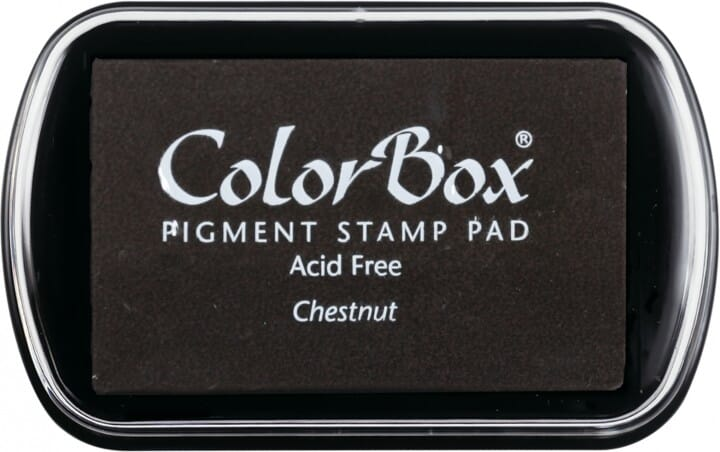 Clearsnap Colorbox - Chestnut Stempelkissen