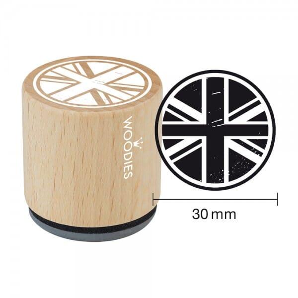 Woodies Stempel - Union Jack