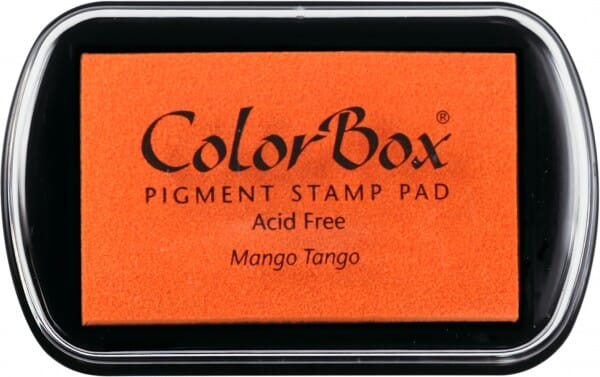 Clearsnap Colorbox - Mango Tango Stempelkissen