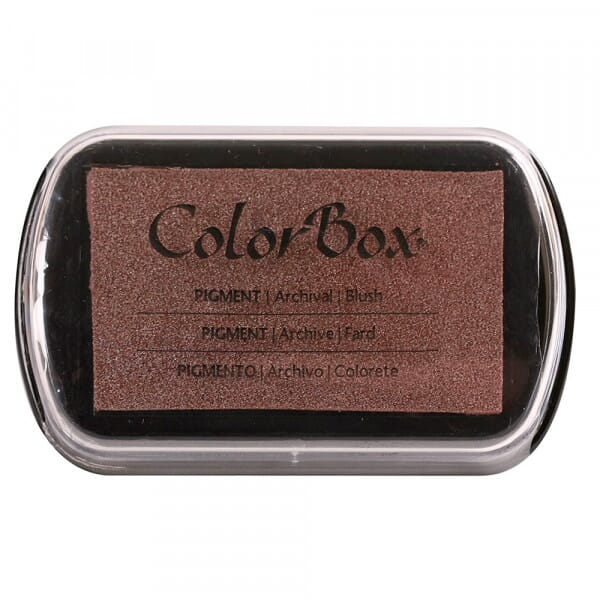 Clearsnap - Colorbox Full Size Metallics Blush