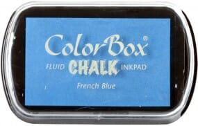 Clearsnap Colorbox - Chalk French Blue Stempelkissen