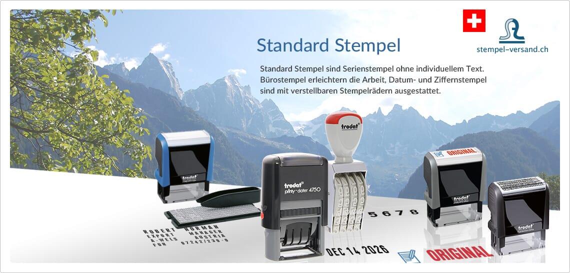 Standard Stempel