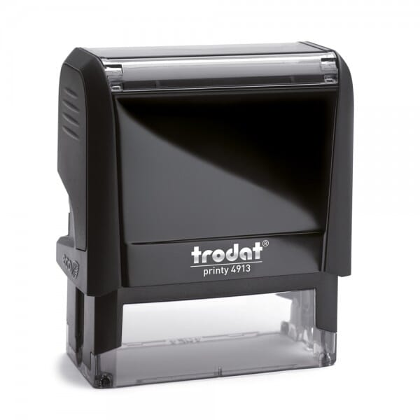 Trodat Printy 4913 - Textstempel - 58 x 22 mm - 5 Zeilen